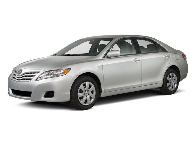 2011 Toyota Camry  Front Wheel Drive Power Steering 4-Wheel Disc Brakes Brake Assist Temporary