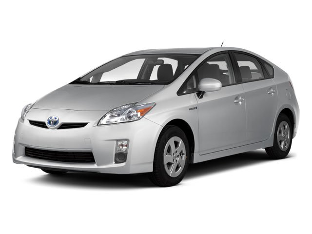 2011 Toyota Prius Two Keyless Start Front Wheel Drive Power Steering 4-Wheel Disc Brakes Alumin