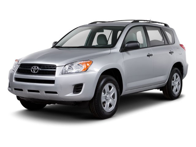 2011 Toyota RAV4  Four Wheel Drive Power Steering 4-Wheel Disc Brakes Wheel Covers Steel Wheels