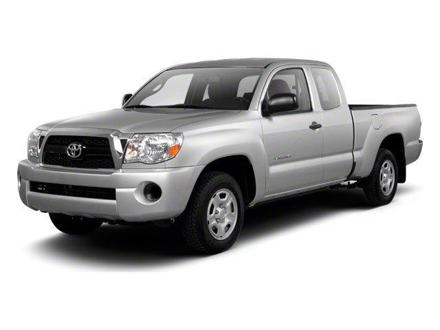 2011 Toyota Tacoma Base LockingLimited Slip Differential Four Wheel Drive Power Steering Front