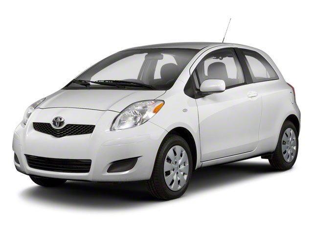 2011 Toyota Yaris 3 Door