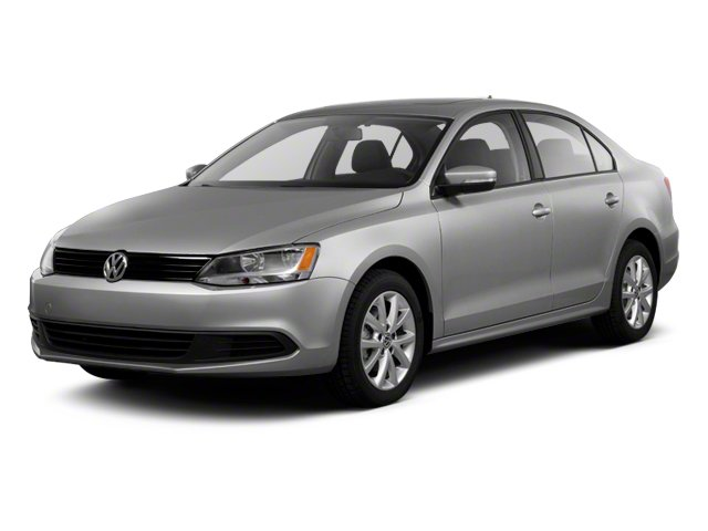 2011 Volkswagen Jetta Sedan JETTA Traction Control Front Wheel Drive Power Steering Front DiscR