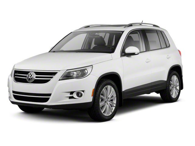 2011 Volkswagen Tiguan SEL with Premium Navi Turbocharged Traction Control Front Wheel Drive Tow