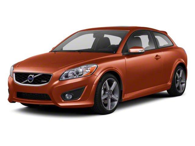 2011 Volvo C30 R-Design Turbocharged Front Wheel Drive Power Steering 4-Wheel Disc Brakes Alumi