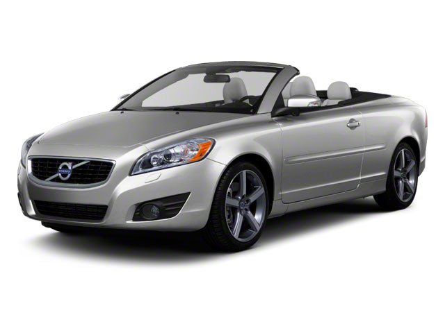 2011 Volvo C70 T5 Turbocharged Front Wheel Drive Power Steering 4-Wheel Disc Brakes Aluminum Wh