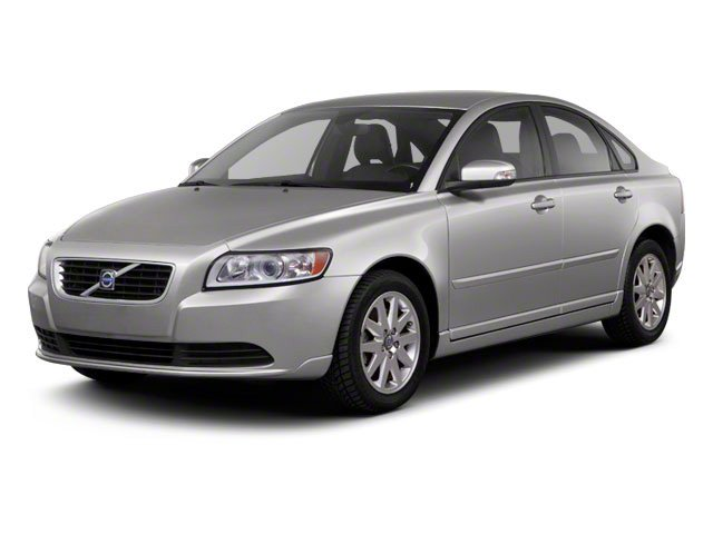 2011 Volvo S40 4DR SDN WMOONR Turbocharged Front Wheel Drive Power Steering 4-Wheel Disc Brakes
