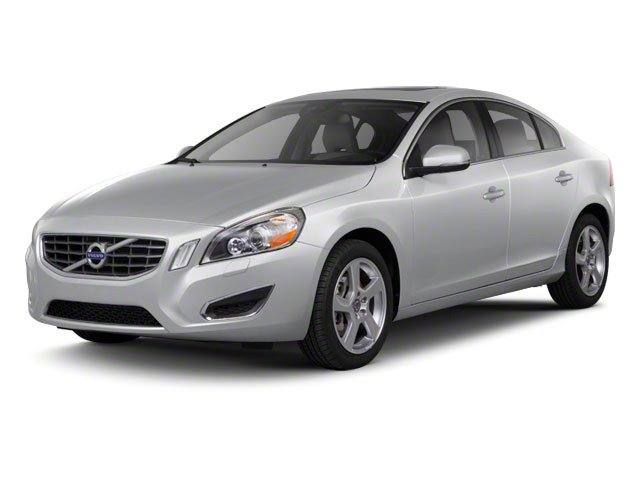 2011 Volvo S60 wMoonroof Turbocharged All Wheel Drive Power Steering 4-Wheel Disc Brakes Alumi