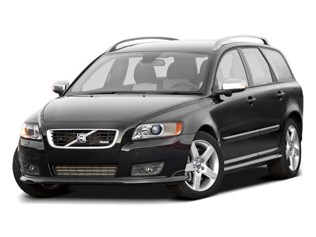2011 Volvo V50 - Turbocharged Front Wheel Drive Power Steering 4-Wheel Disc Brakes Aluminum Whe