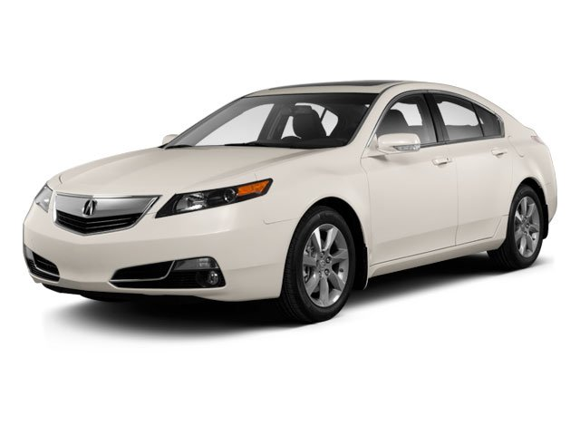 2012 Acura TL Auto Front Wheel Drive Power Steering 4-Wheel Disc Brakes Aluminum Wheels Tires -