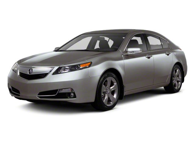 2012 Acura TL Advance Auto All Wheel Drive Power Steering 4-Wheel Disc Brakes Aluminum Wheels T