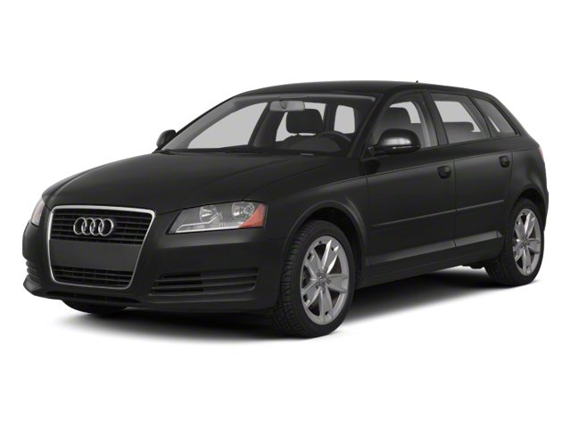 2012 Audi A3 20T Premium Plus Turbocharged Front Wheel Drive Power Steering 4-Wheel Disc Brakes