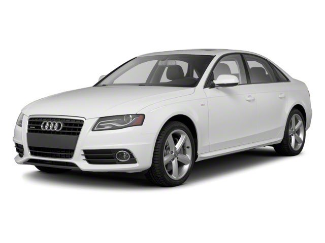 2012 Audi A4 20T Premium MONSOON GRAY METALLIC Turbocharged All Wheel Drive LockingLimited Sli
