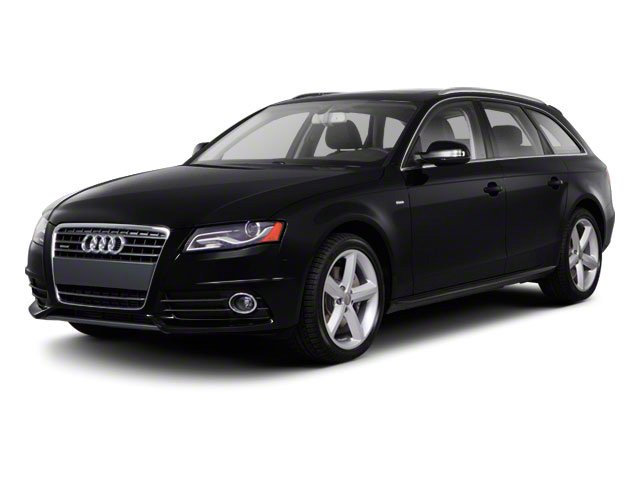 2012 Audi A4 20T Premium HEATED FRONT SEATS IBIS WHITE Turbocharged All Wheel Drive LockingLi