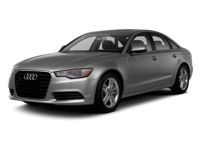 2012 Audi A6  Supercharged All Wheel Drive Power Steering 4-Wheel Disc Brakes Aluminum Wheels