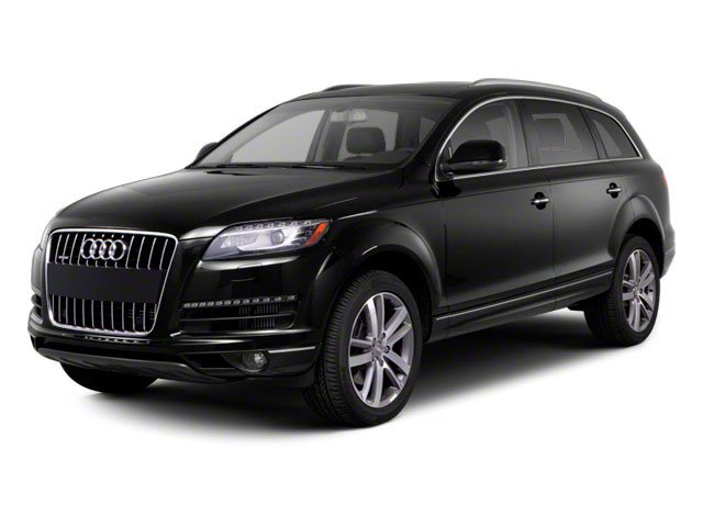 2012 Audi Q7 30T Premium Plus Turbocharged All Wheel Drive Power Steering 4-Wheel Disc Brakes