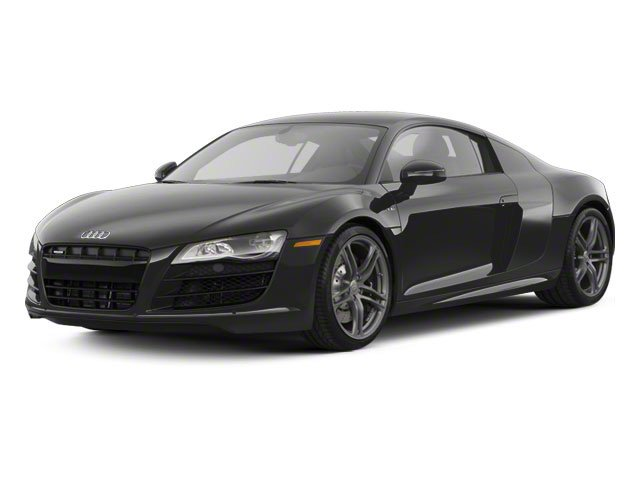 2012 Audi R8 42L All Wheel Drive Traction Control Brake Actuated Limited Slip Differential Acti