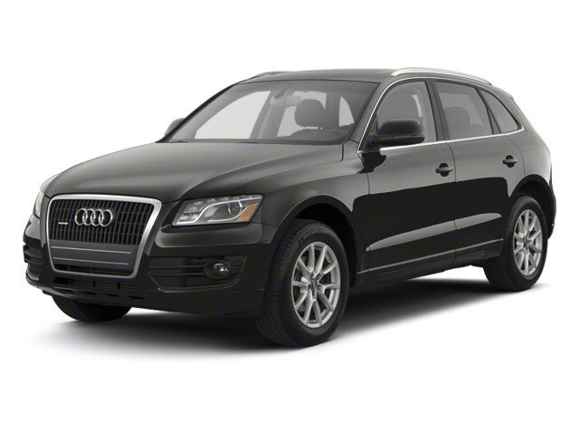 2012 Audi Q5 32L Prestige 025 026 027 028 333 3TM BDW DEST VR WPS LockingLimited Slip Differenti