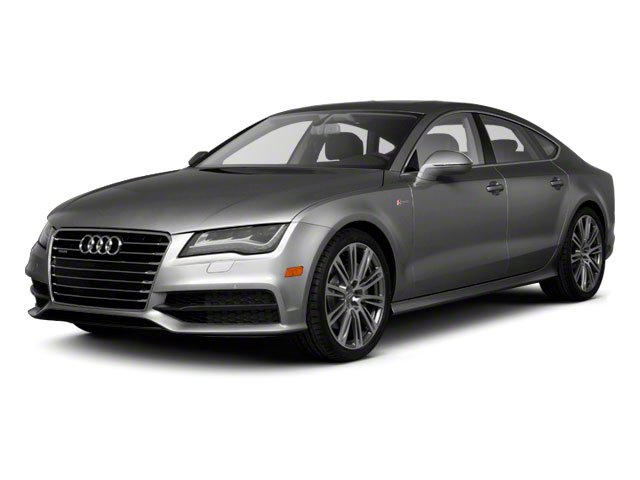 2012 Audi A7 PREM Supercharged All Wheel Drive Power Steering 4-Wheel Disc Brakes Aluminum Whee