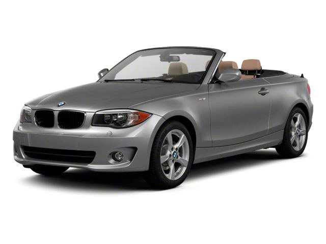 2012 BMW 1 Series 135i Turbocharged Keyless Start Rear Wheel Drive Power Steering Convertible S