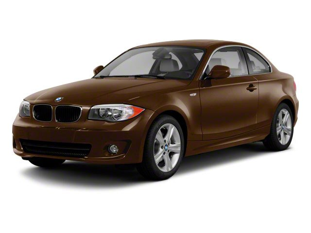 2012 BMW 1 Series 135i Turbocharged Keyless Start Rear Wheel Drive Power Steering Tires - Front