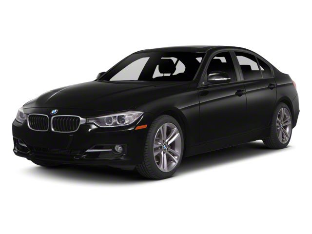2012 BMW 3 Series 328i Turbocharged Rear Wheel Drive Power Steering ABS 4-Wheel Disc Brakes Br