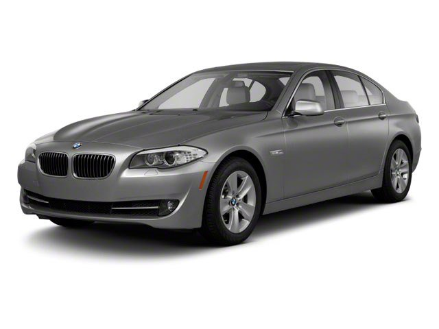 2012 BMW 5 Series 528i 4dr Sdn 528i RWD Turbocharged Gas I4 2.0L/122 [1]