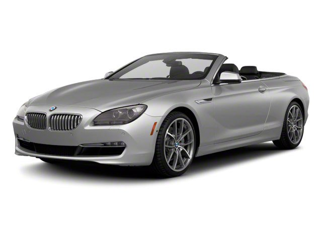 2012 BMW 6 Series 640i Turbocharged Keyless Start Rear Wheel Drive Active Suspension Power Stee