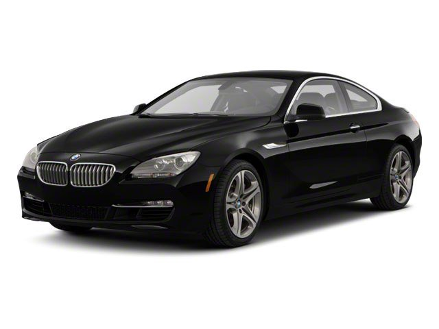 2012 BMW 6 Series 650i Turbocharged Keyless Start Rear Wheel Drive Active Suspension Power Stee