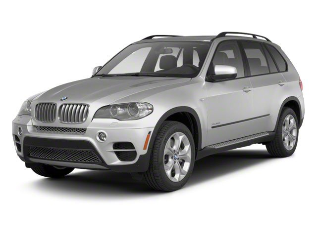 2012 BMW X5 35i Turbocharged All Wheel Drive Power Steering ABS 4-Wheel Disc Brakes Tires - Fr