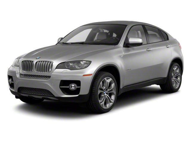 2012 BMW X6 50i Turbocharged All Wheel Drive Power Steering ABS 4-Wheel Disc Brakes Tires - Fr