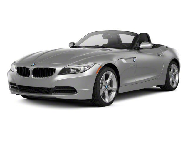 2012 BMW Z4 sDrive28i Turbocharged Rear Wheel Drive Tow Hooks Active Suspension Power Steering