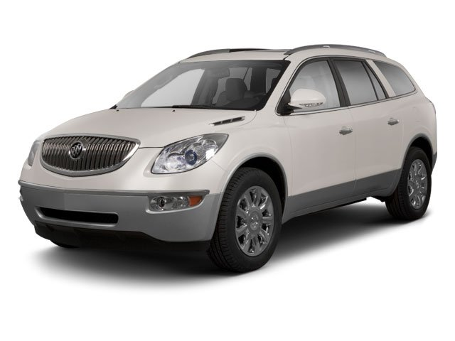 2012 Buick Enclave Premium Heated Mirrors Power Mirrors Bucket Seats Adjustable Steering Wheel
