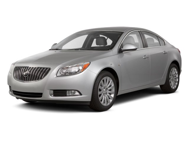 2012 Buick Regal Turbo Premium 1 Turbocharged Front Wheel Drive Power Steering ABS 4-Wheel Disc