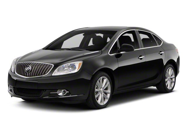 2012 Buick Verano  Front Wheel Drive Power Steering ABS 4-Wheel Disc Brakes Brake Assist Tires