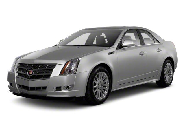 2012 Cadillac CTS Sedan Luxury Security System Intermittent Wipers Variable Speed Intermittent Wi