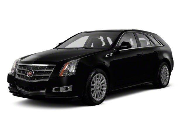 2012 Cadillac CTS Wagon Premium Security System Intermittent Wipers Variable Speed Intermittent W