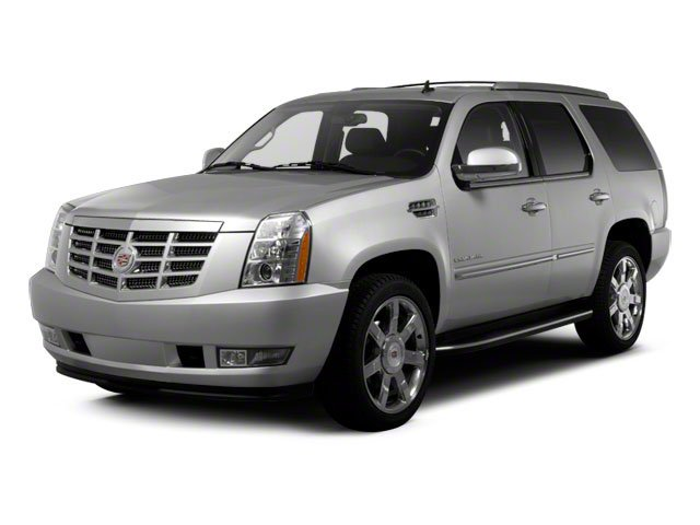 2012 Cadillac Escalade Base Rear Wheel Drive LockingLimited Slip Differential Tow Hitch Tow Hoo