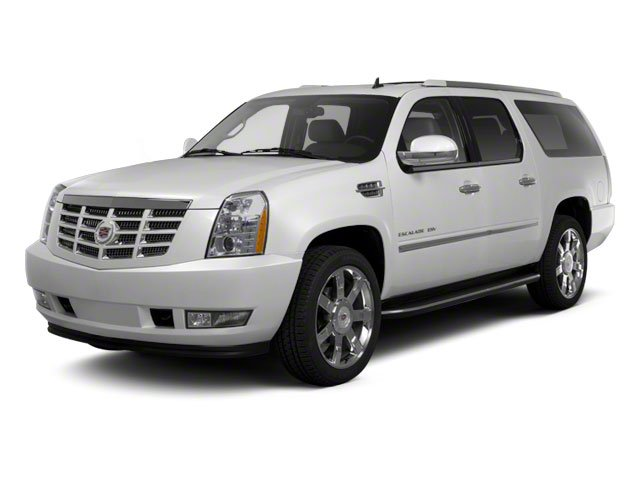 2012 Cadillac Escalade ESV Premium Aluminum Wheels LockingLimited Slip Differential All Wheel Dr