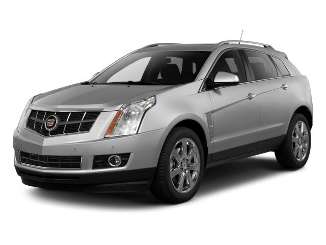 2012 Cadillac SRX Base Front Wheel Drive Power Steering Aluminum Wheels Tires - Front All-Season
