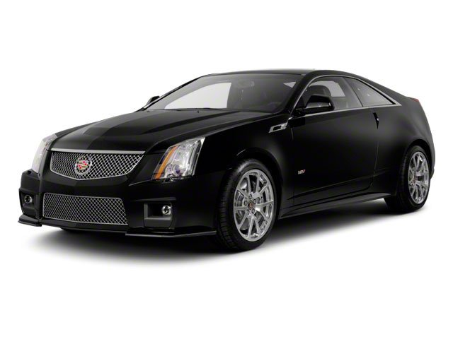 2012 Cadillac CTS-V Coupe  Power Driver Seat Mirror Memory Seat Memory Supercharged LockingLim