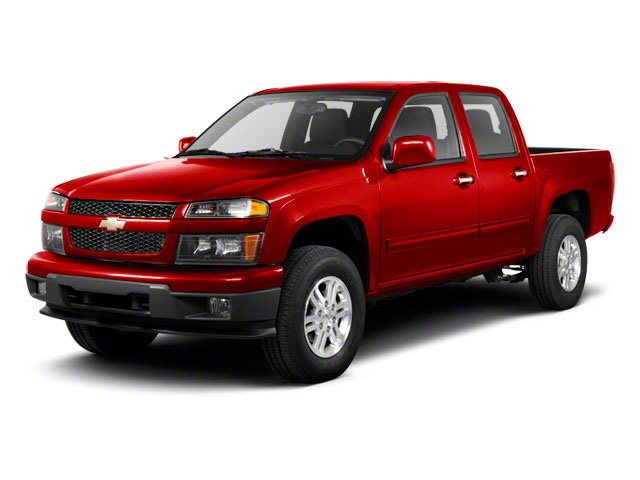2012 Chevrolet Colorado LT w1LT Keyless Entry Power Door Locks Power Mirrors Power Windows A