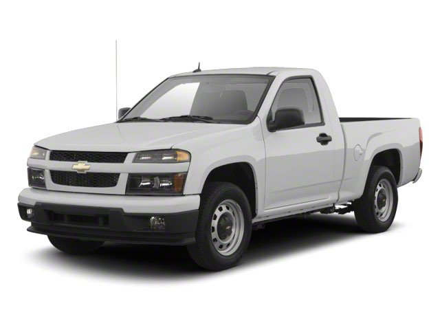 2012 Chevrolet Colorado Work Truck Rear Wheel Drive Power Steering ABS Front DiscRear Drum Brak