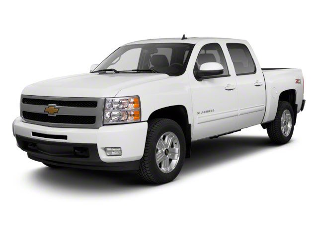 2012 Chevrolet Silverado 1500 LT Rear Wheel Drive Power Steering ABS Front DiscRear Drum Brakes