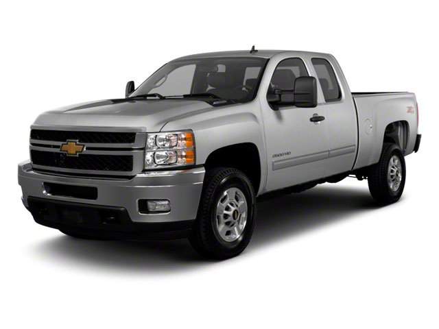 2012 Chevrolet Silverado 2500HD Work Truck Four Wheel Drive Tow Hooks Power Steering ABS 4-Whee