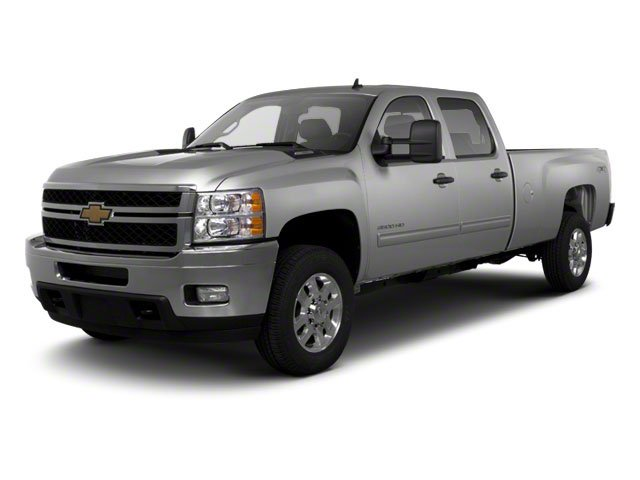 2012 Chevrolet Silverado 3500HD LT Pickup 4D 8 ft LockingLimited Slip Differential Four Wheel Dri