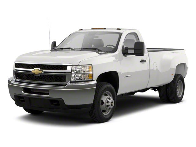 Used 2012 Chevrolet Silverado 3500HD in Greenwood, IN