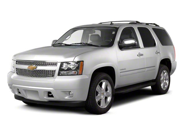 2012 Chevrolet Tahoe LT TIRES  P27555R20 ALL-SEASON  BLACKWALL EBONY  CUSTOM LEATHER-APPOINTED SE