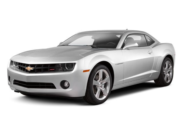 2012 Chevrolet Camaro 1LT Rear Wheel Drive Power Steering ABS 4-Wheel Disc Brakes Aluminum Whee
