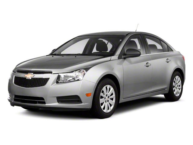 2012 Chevrolet Cruze LT w1LT Turbocharged Front Wheel Drive Power Steering Front DiscRear Drum
