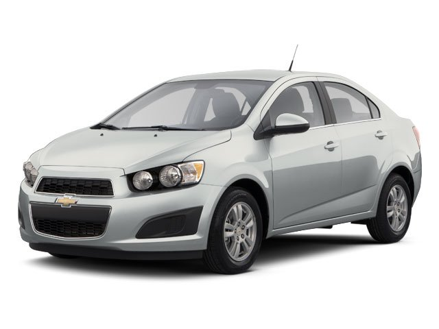 2012 Chevrolet Sonic LTZ Front Wheel Drive ABS Power Steering Aluminum Wheels Tires - Front Per